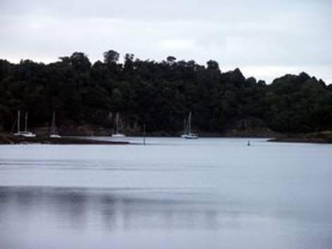 Sailing Journal Bodyguard Trip 2008